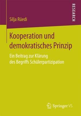Kooperation Und Demokratisches Prinzip
