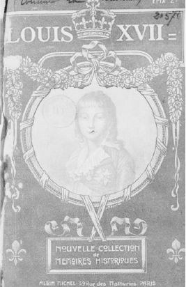 Mémoires sur Louis XVII