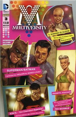 Multiversity n. 3