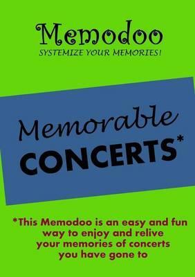 Memodoo Memorable Concerts