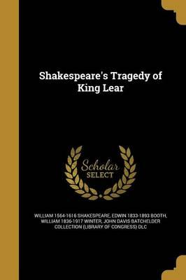 SHAKESPEARES TRAGEDY OF KING L