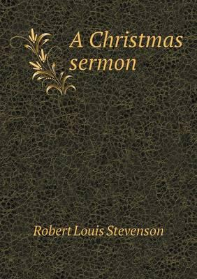 A Christmas Sermon