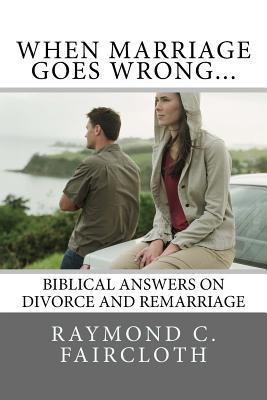 When Marriage Goes Wrong...