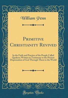Primitive Christiani...
