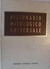 Dizionario mitologico universale