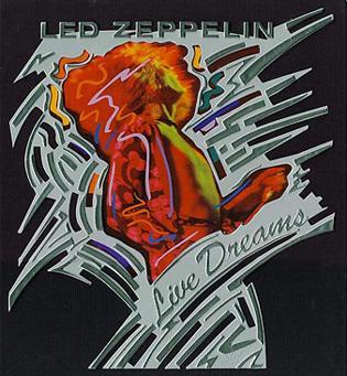 Led Zeppelin live dreams