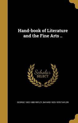 HAND-BK OF LITERATURE & THE FI