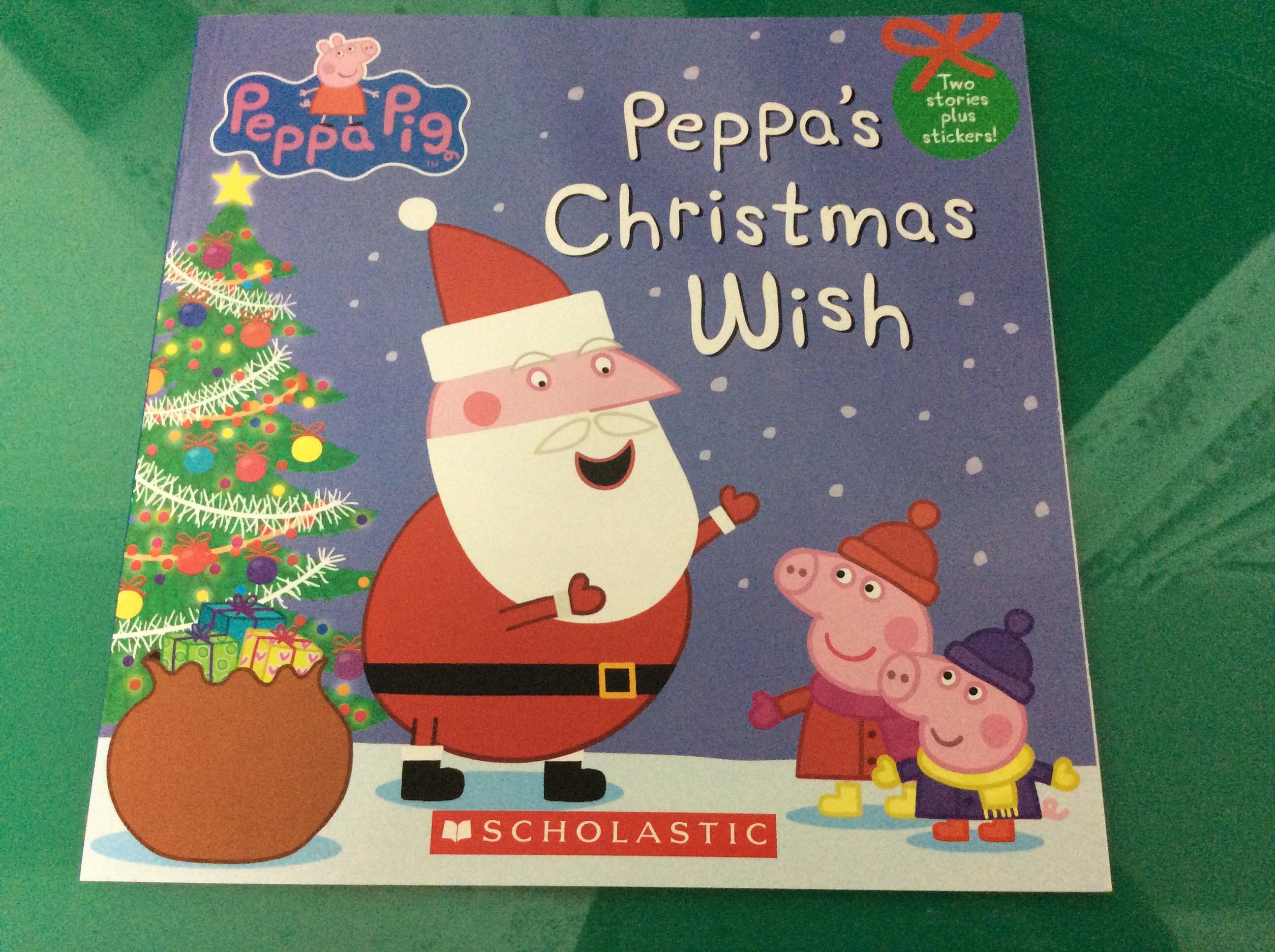 Peppa's Christmas Wish