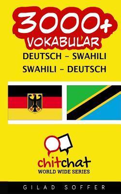 3000+ Deutsch Swahil...