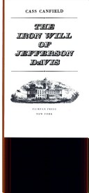 The iron will of Jefferson Davis
