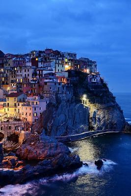 Cinque Terre, Italy ...