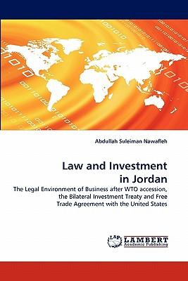 Law and Investment in Jordan