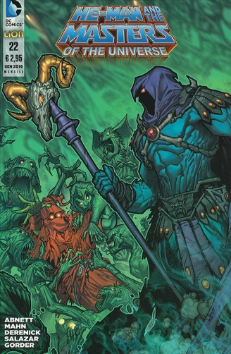 He-Man and the Masters of the Universe #22