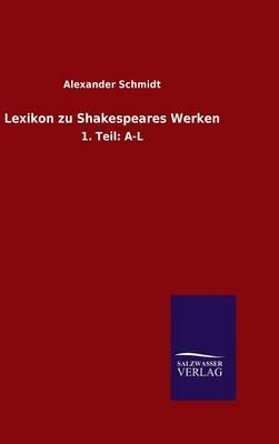 Lexikon zu Shakespeares Werken