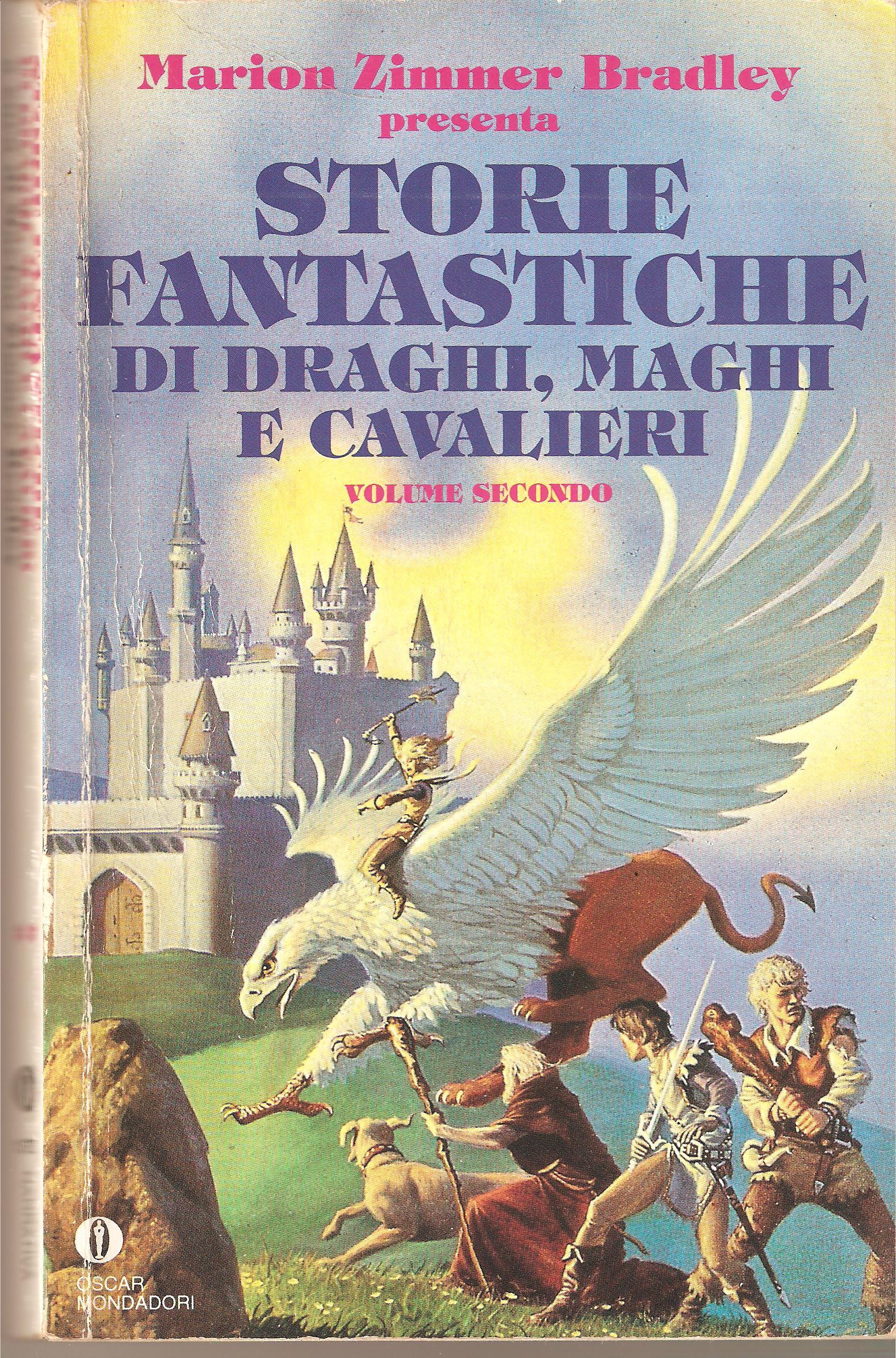 Storie fantastiche di draghi, maghi e cavalieri