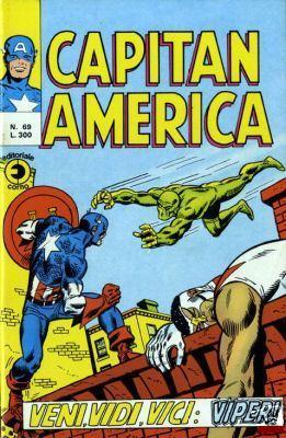 Capitan America n. 69