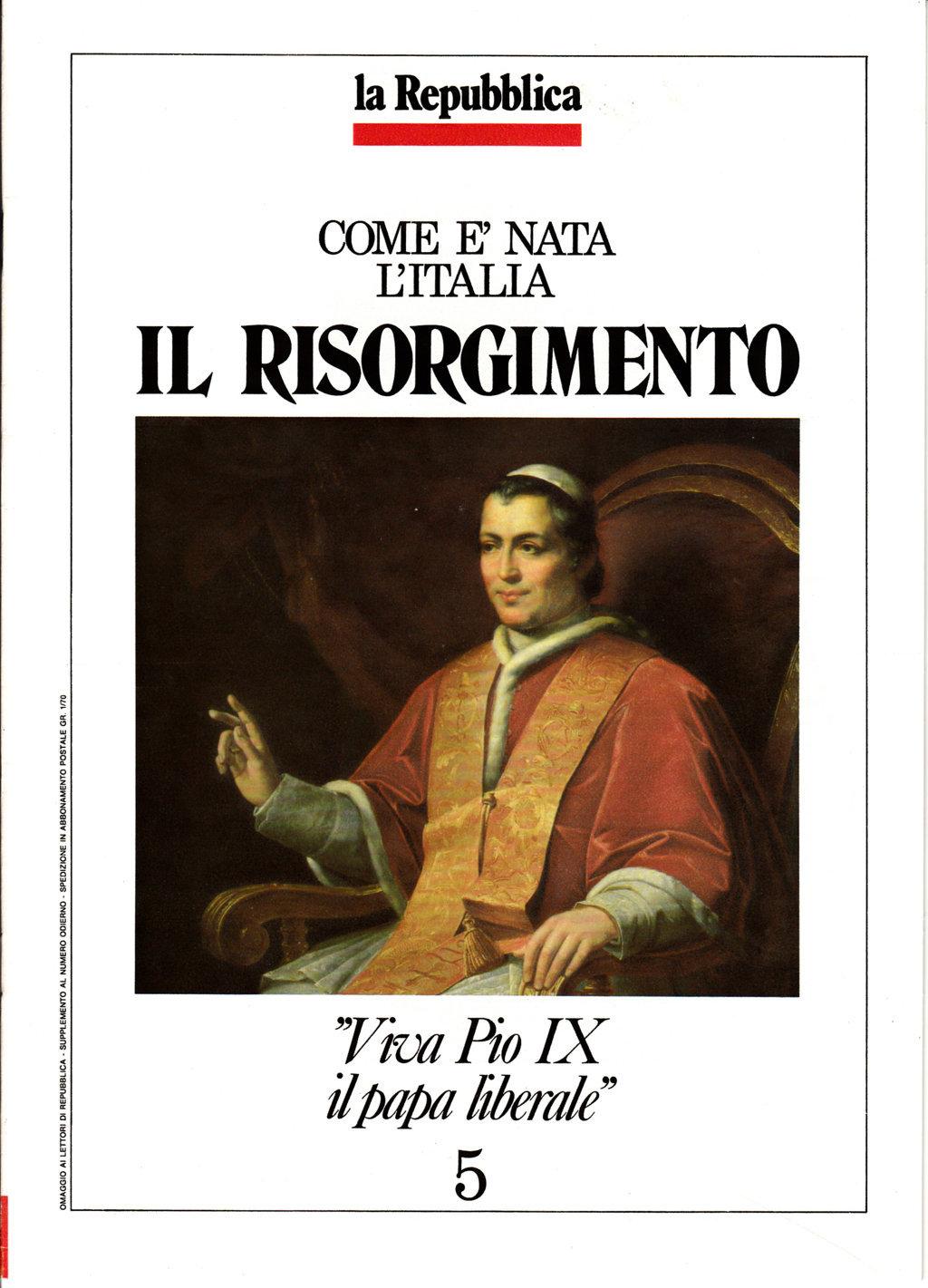 Come è nata l'Italia - Il Risorgimento n. 5