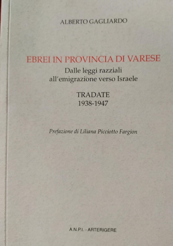 Ebrei in provincia di Varese