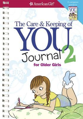 The Care and Keeping of You Journal 2