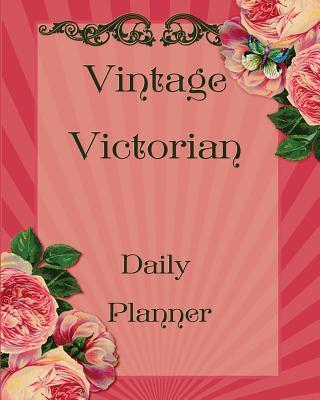 Vintage Victorian Daily Planner