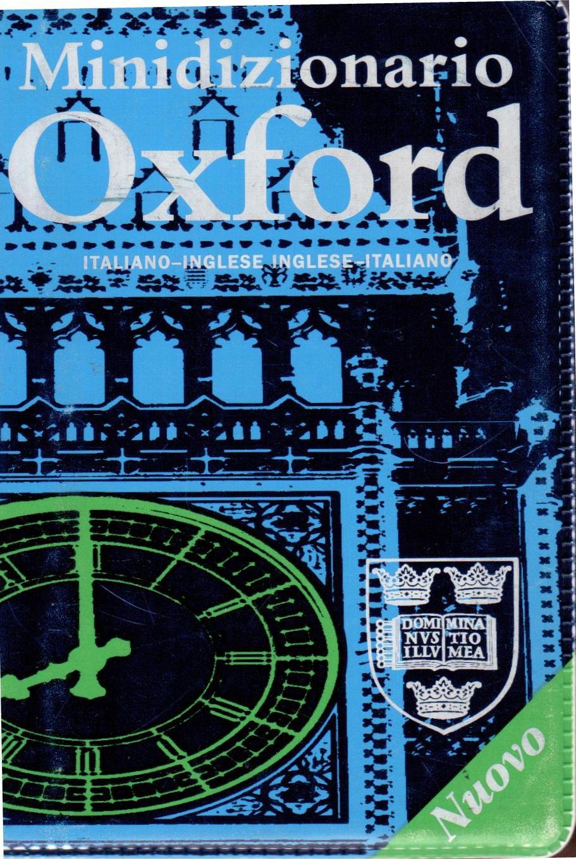 The Oxford Italian Minidictionary
