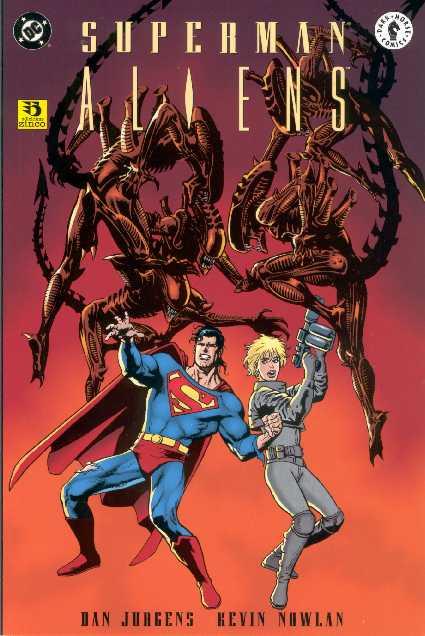 Superman - Aliens (2 de 3)