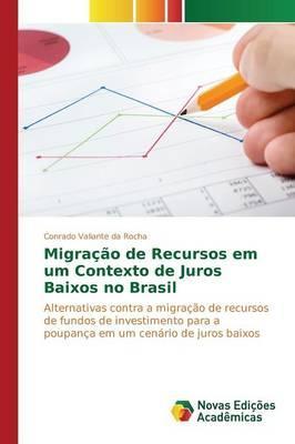 Migração de Recursos em um Contexto de Juros Baixos no Brasil