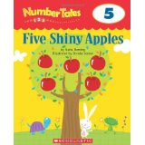 Five Shiny Apples