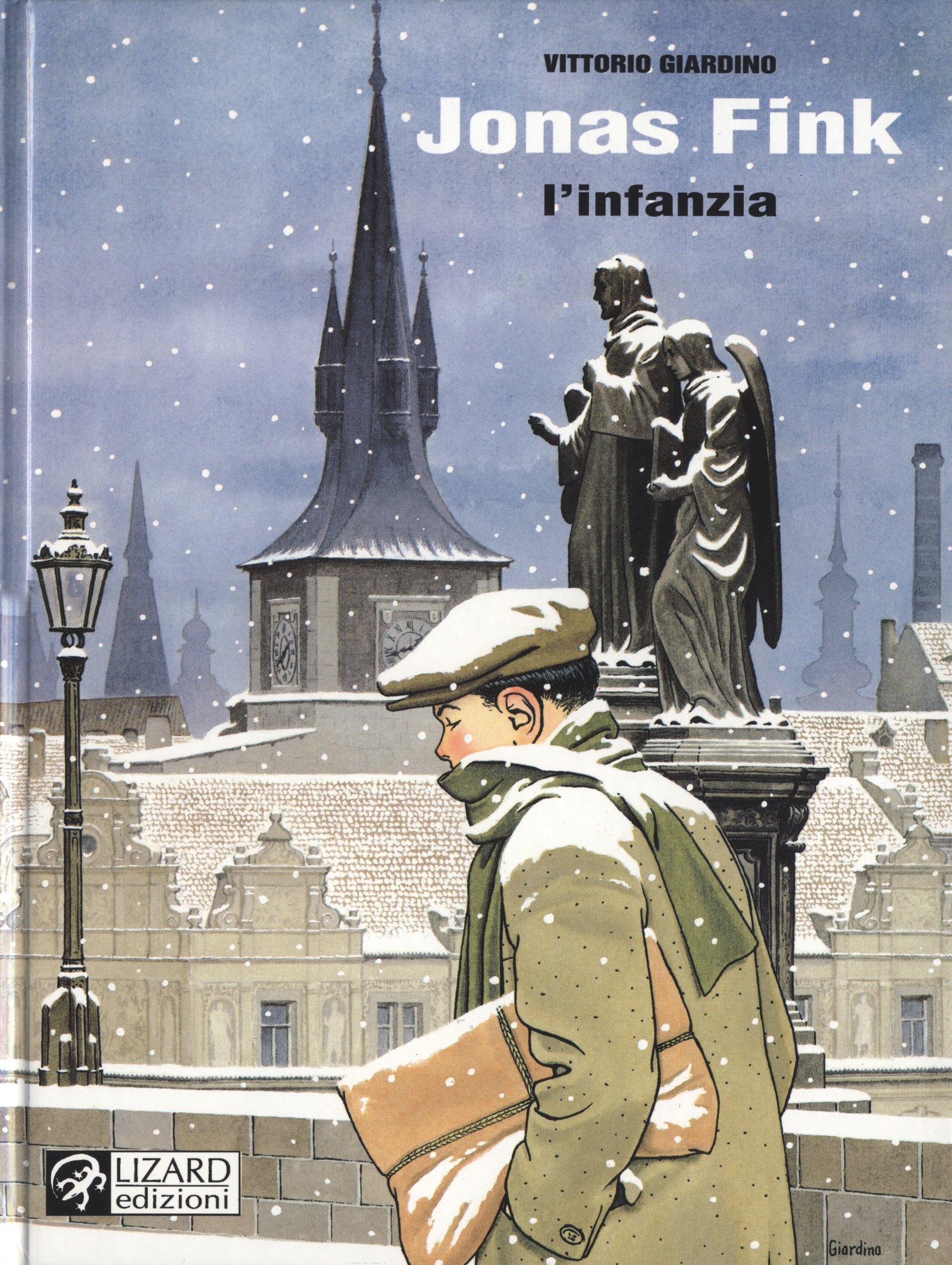 Jonas Fink - Volume 1