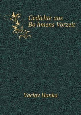 Gedichte Aus Bo Hmens Vorzeit