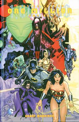 Justice League: One Million vol. 1