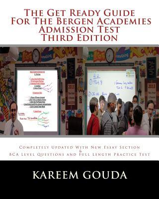 The Get Ready Guide for the Bergen Academies Admission Test