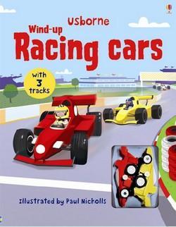 Wind Up Racing Cars