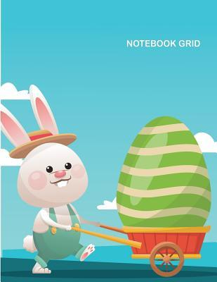 Grid Notebook - Easter Bunny