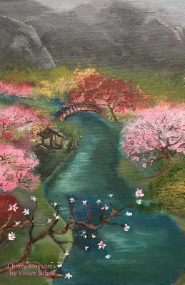Cherry Blossoms by Vivian Sobol