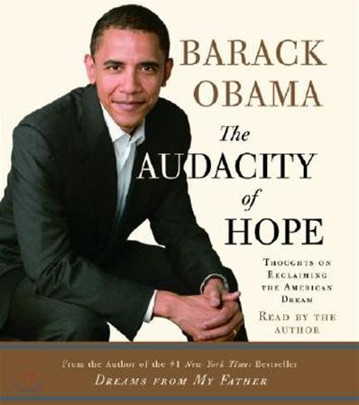 The Audacity of Hope...