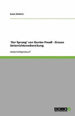 'Der Sprung' von Gunter Preuß - Grosse Unterrichtsvorbereitung