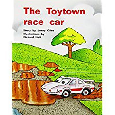 The Toytown Race Car
