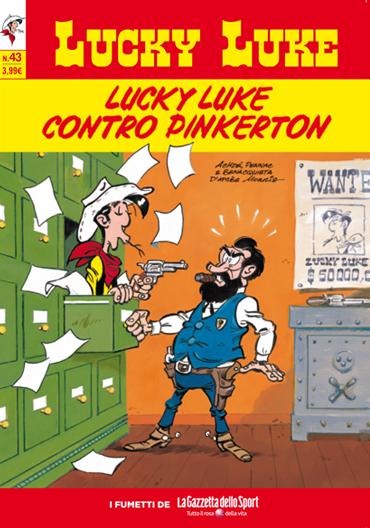 Lucky Luke n. 43