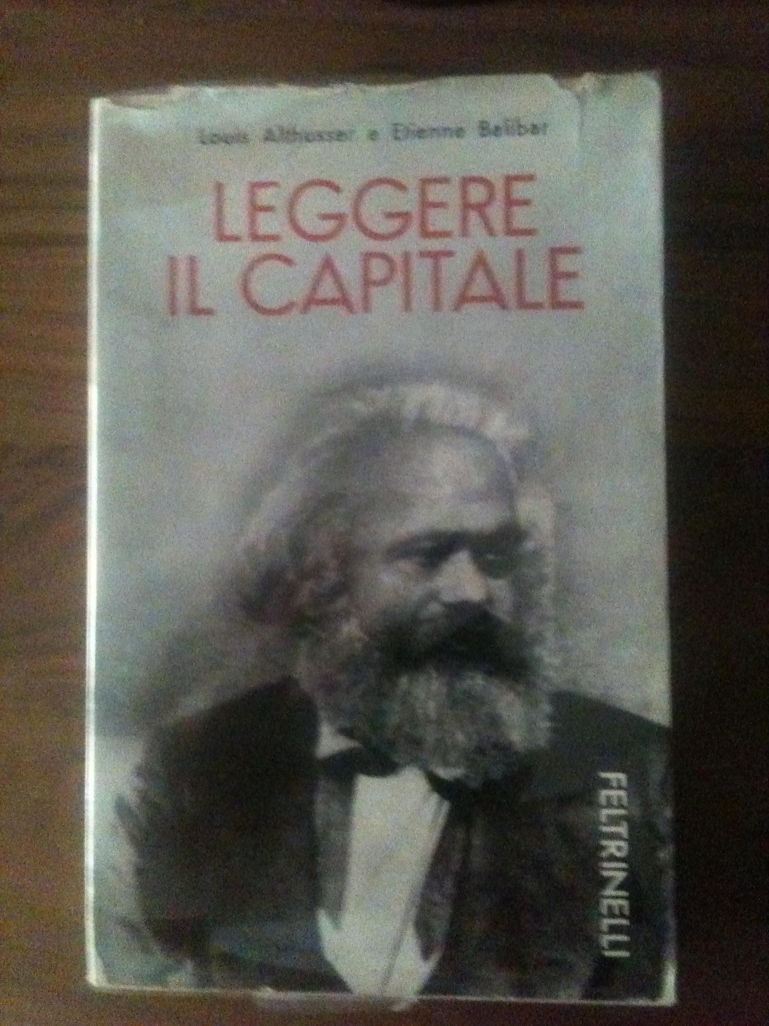 Leggere Il Capitale