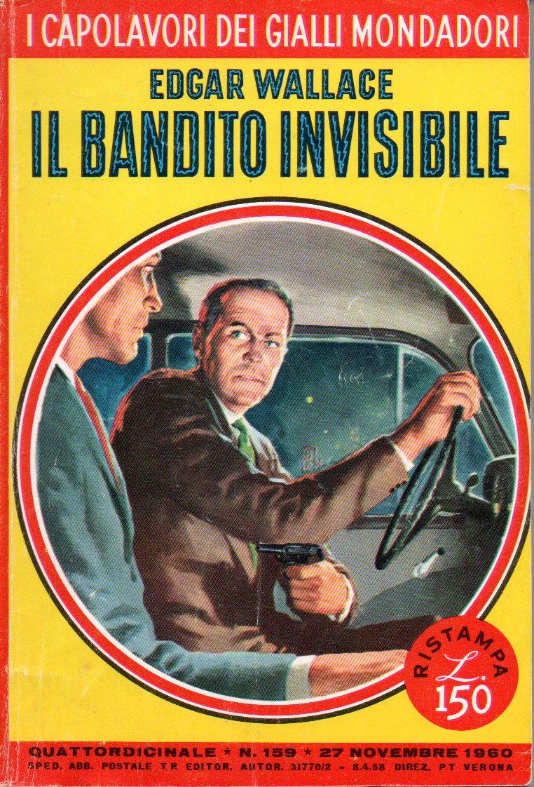Il bandito invisibil...