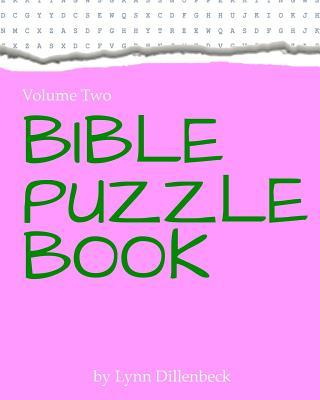 Bible Puzzle Book