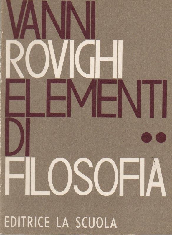 Elementi di filosofia - Vol. 2