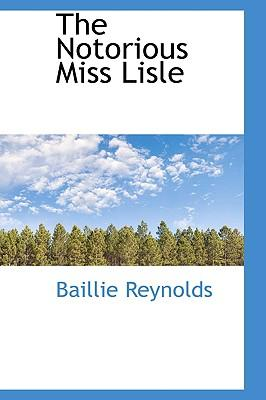 The Notorious Miss Lisle