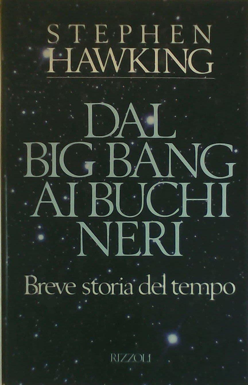 Dal Big Bang ai buch...