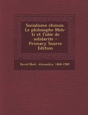 Socialisme Chinois. ...