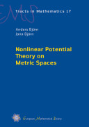 Nonlinear Potential Theory on Metric Spaces