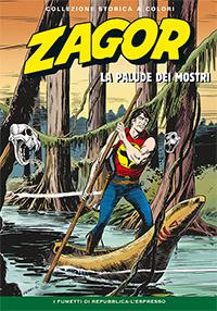 Zagor collezione storica a colori n. 112