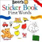 Bear's Sticker Book