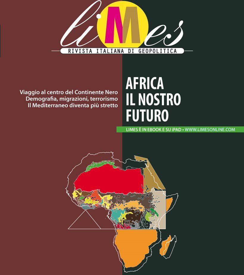 Limes: Rivista italiana di geopolitica, 12/2015